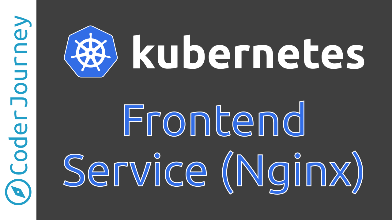 Kubernetes frontend services thumbnail