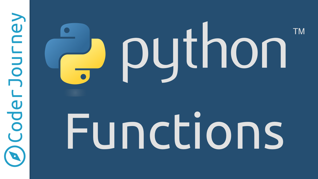 Learn python functions thumbnail