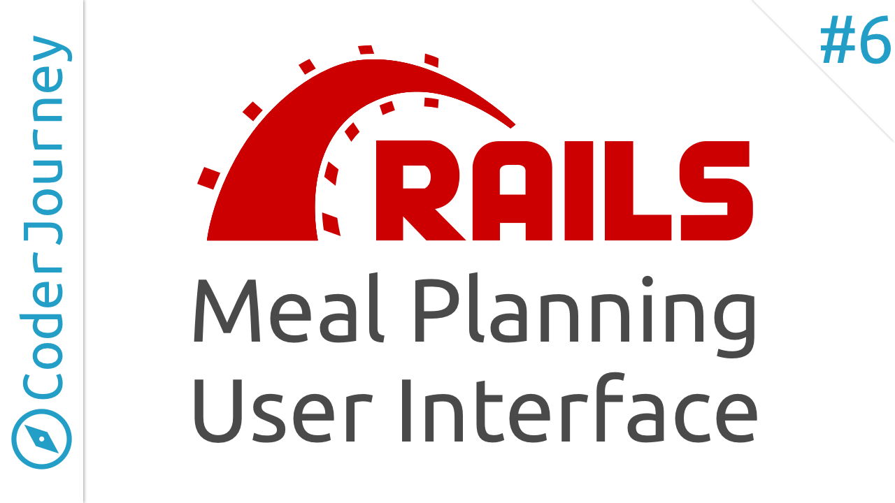 Learn Rails - Meal Planning UI thumbnail